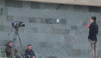 TV reporter & crew Tirana (640x367)