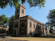 St Matthew's Church, Bethnal Green © Adèle Emm (640x480)
