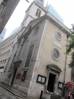 St Margaret Pattens, Cheapside, exterior (480x640)